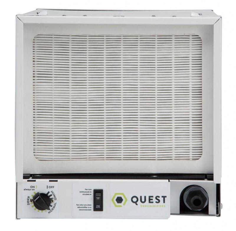 Dehumidifier Rentals Industrial Climate Control: Quest Dehumidifier 70 Pint