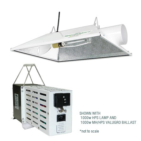 1000 Hps Magnum Xl Grow Light System