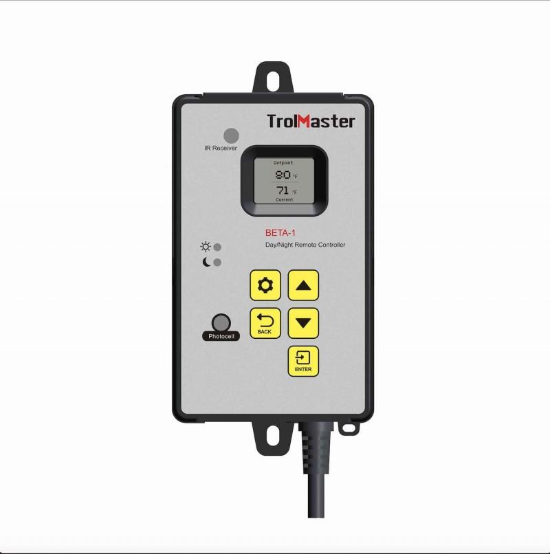 TrolMaster Digital Day/Night Remote Controller (for remote AC i e  Mini  Split)