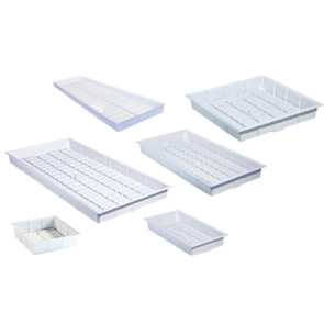 ID White Grow Trays by Botanicare
