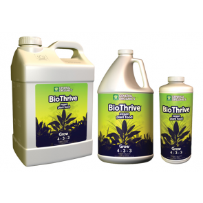 General Organics BioThrive Grow by General Hydroponics
