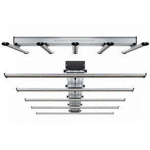 Fluence SPYDRx LED Grow Light System
