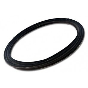 HydroLogic Tubing Black 1/4in 50ft Roll