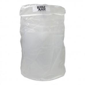 Bubble Magic 5 Gallon 220µ Washing Bag with Zipper (220 Micron Mesh)