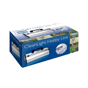 Clean Light Hobby Unit - UV for Powdery Mildew Control