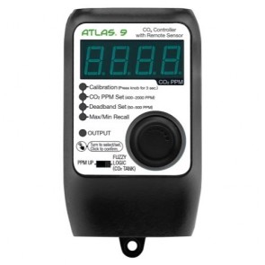 Titan Controls Atlas 9 CO2 Controller with Remote Sensor
