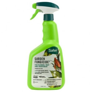 Safer Garden Fungicide II RTU Quart