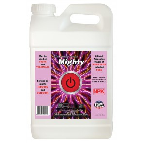 Freq Water Mighty Wash 2.5 Gall