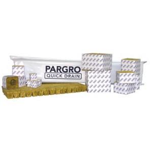 Grodan Pargro QD 4 in x 4 in Block