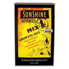 Sunshine Advanced Mix #4 - 3 cu ft