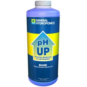 GH pH Up Liquid Quart