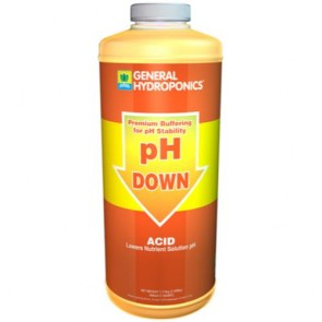GH pH Down Liquid Quart