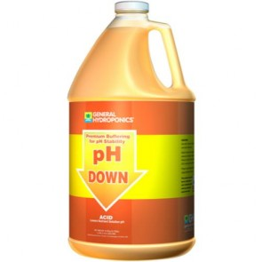 GH pH Down Liquid Gallon