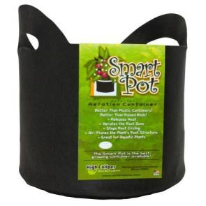 Smart Pot Black 10 Gallon w/ handles