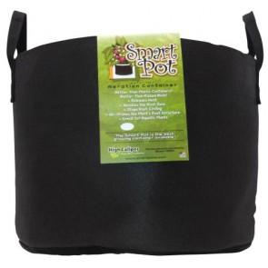 Smart Pot Black 15 Gallon w/ handles