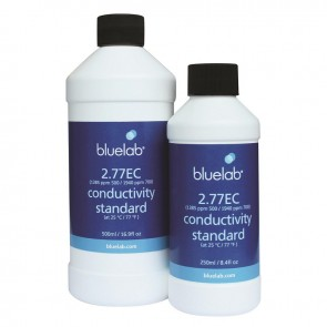 Bluelab 2.77EC (27.7 CF) Conductivity Solution - 250ml