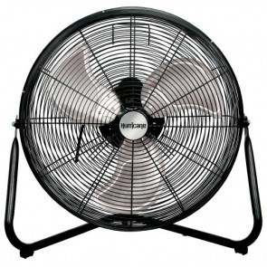 Hurricane Pro Heavy Duty Orbital Wall / Floor Fan 20 in
