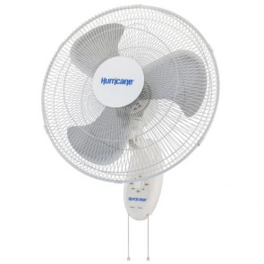 Hurricane Supreme Wall Mount Fan 18in