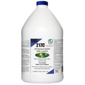 SNS 217C Mite Control Concentrate - Gallon