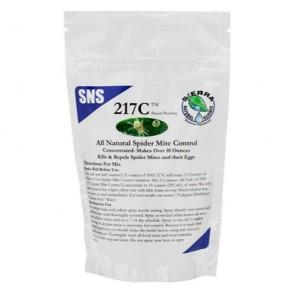 SNS 217C Mite Control Conc. 1.5 oz Pouch