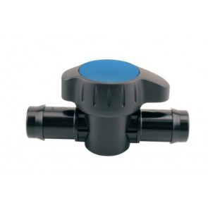 Hydro Flow Premium Barbed Ball Valve - 3/4""
