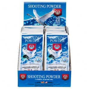 House and Garden Shooting Powder Sachet (20-pack)
