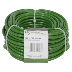 FloraFlex 3/16 in ID x 1/4 in OD Tubing - 100 ft roll