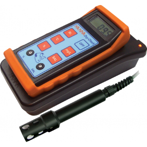 Hanna Water Resistant DO Meter w/ ATC