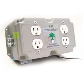 120V 4-Light Control w/Delay (240 input)