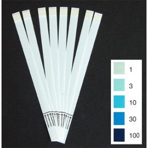 Oxy Blast! Peroxide Test Strips