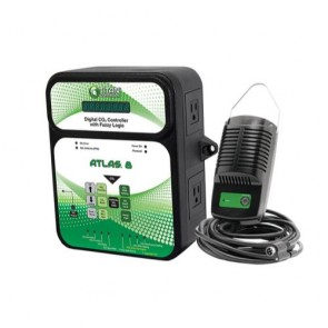 Titan Controls Atlas 8 - CO2 Controller w/Fuzzy Logic