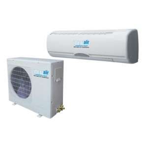 Ideal-Air Mini Split Heat Pump 12,000 BTU 15 SEER - DIY