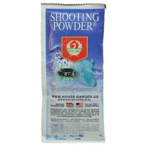 House & Garden Shooting Powder - Sachet