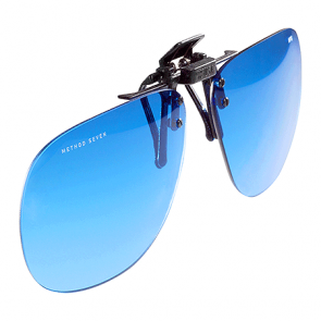 Method Seven Aviator HPS Clip-On Glasses