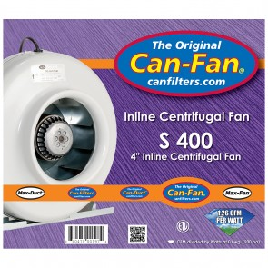 Can-Fan S 4in 120CFM