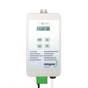 EC Mini-Doser System Complete w/2x Peristaltic Pumps