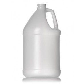 Plastic Container (natural) - gallon