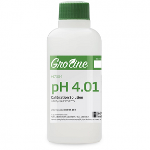 GroLine pH 4.01 Calibration Solution - 500ml