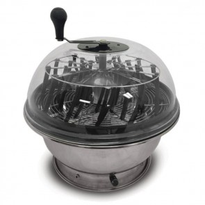 18'' Clear Top Motorized Trimmer