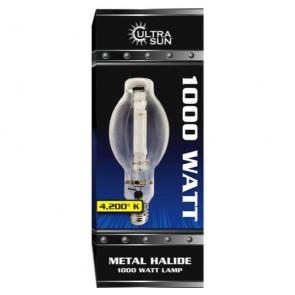 MH 1000 watt Bulb - Ultra Sun - 4,200K