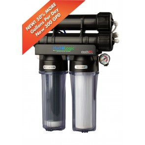 Hydro-logic Stealth RO 300 Reverse Osmosis System w/KDF Carbon Filter