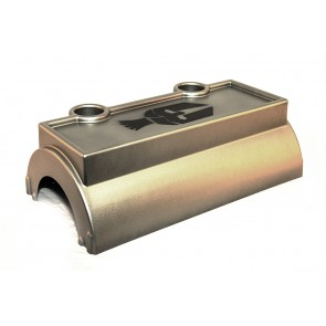 Centurion Pro Plastic Top Cover - Silver Bullet