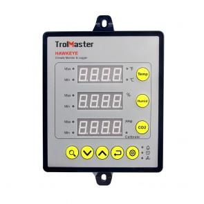 TrolMaster Legacy Hawkeye 3-in-1 Monitor & Logger, Sensor, Ethernet Adaptor