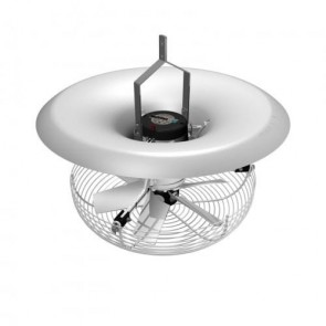 Vostermans V-Flo Vertical Circulation Fan 16 inch 3200 CFM Variable Speed - 240V