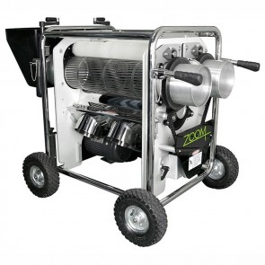 Zoom Double Barrel Wet Trimmer Complete with Vacuum System