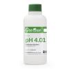 GroLine pH 4.01 Calibration Solution - 230ml