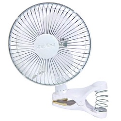 Clip-On Fans