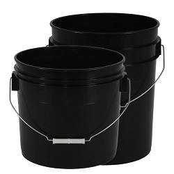 Buckets & Lids