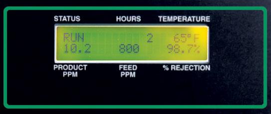 Hyper-Logice Controller Display