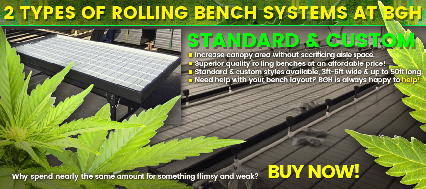 Highest Quality Rolling Benches at the Best Price Anywhere!